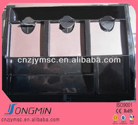 cosmetic powder case sticker kiss cut magnet sheet with strong 3
