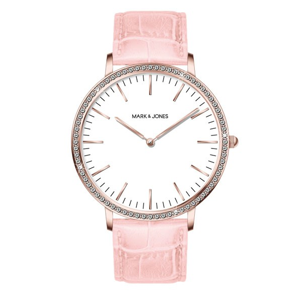 2017 Nylon/Genuine Wristband 316L Stainless Steel Case Cheap Lady Watch