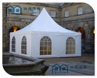 Good discount for luxury popup wedding tent curtains