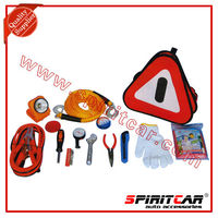 22pcs Roadside Car Emergency Kit