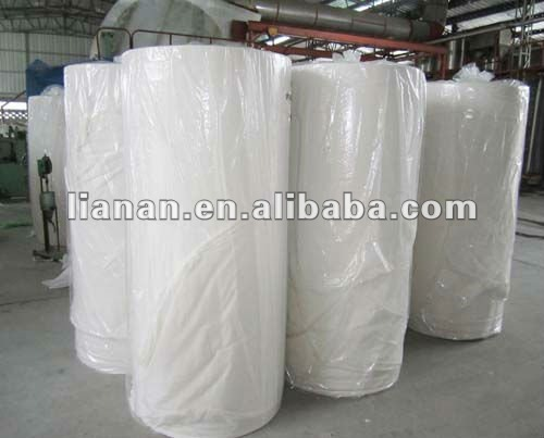 Jumbo Roll Virgin Wood Pulp white color 17 GSM Tissue paper
