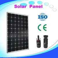 250W Monocrystalline silicon cheap price per watt solar panels in china