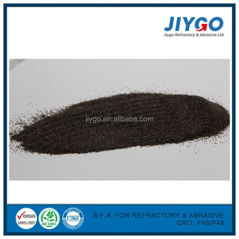 Top grade brown fused alumina supplier