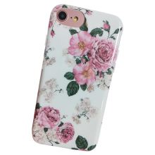 2018 Flexible Soft High Protective Marble Back Cover Phone Case for Smart Mobile Phone