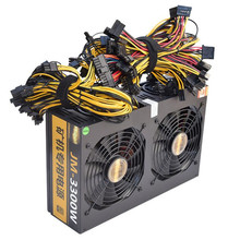3300W Bitcoin Miner PC Power Supply PSU For ETH Ethereum Series 80 Plus Gold