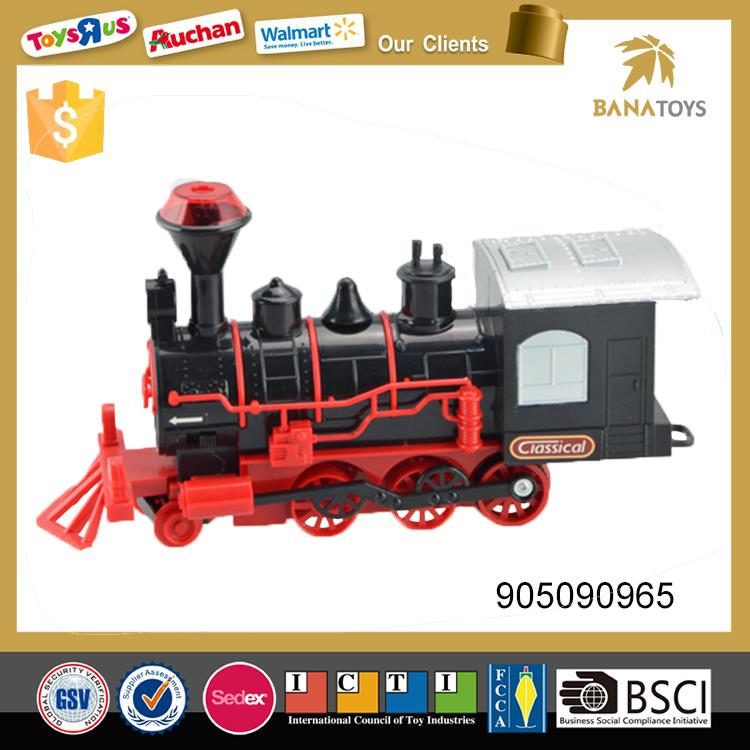 Plastic train toys made in China