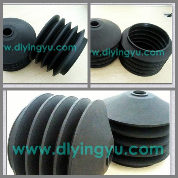 China factory made anti-dust nitrile corrugation bellows