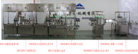 High speed and precision fully automatic Ocitytimes 510 cartridge F2 syringe filling machine