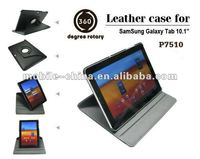 For Samsung Galaxy tab 10.1 P7510 leather case