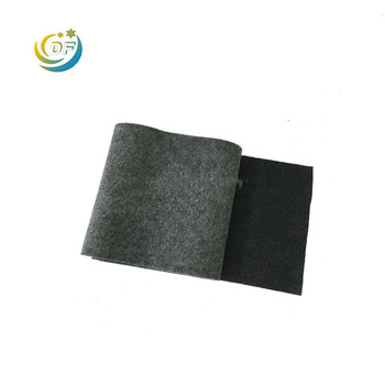 Factory supply high adsorption activated carbon fabric nonwoven filter cloth