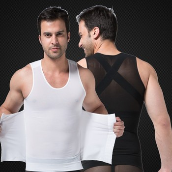 858 Undergarments Slimming Shirts for men Mma