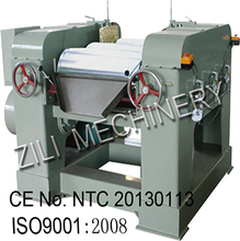 coating 3 roller mill