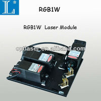 Color laser show 650nm/600mw; 532nm/150mw;445nm/400mw laser module