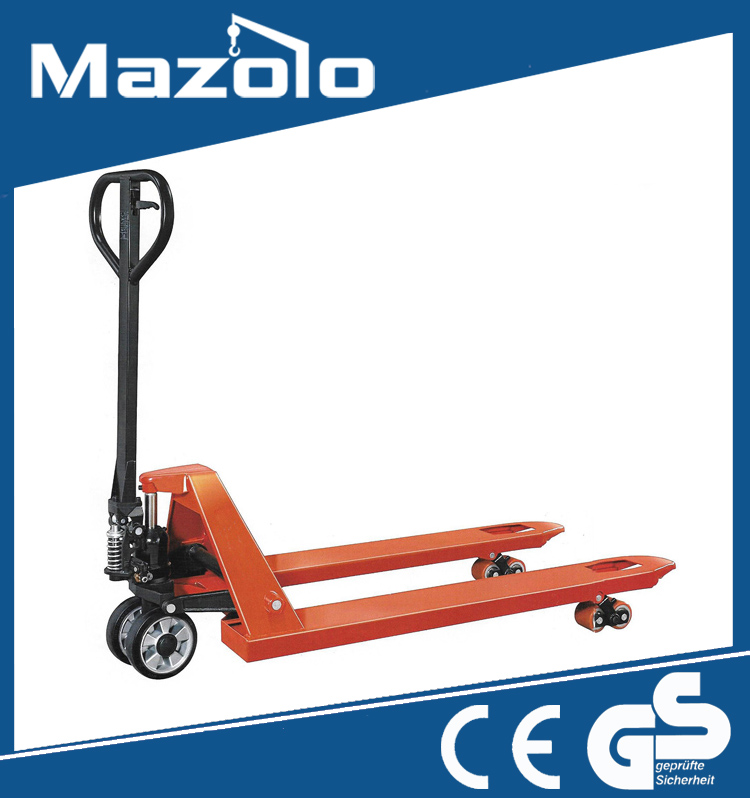Most Popular factory price 2.5 ton Hydraulic hand pallet truck