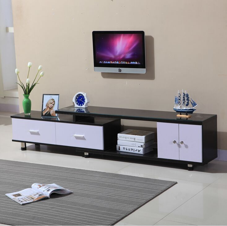 traditiona furniture MDF living room tv lift units