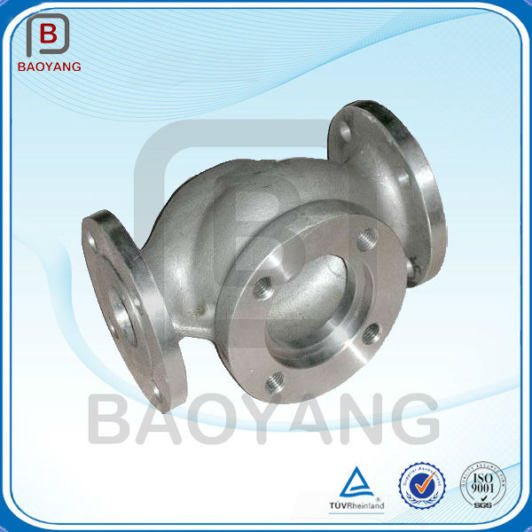 china turbine cast iron hub of wind power generator