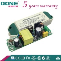 High quality Output DC20-43V Input 110V 220V 42W 900ma Constant Current Indoor Light LED Driver TUV CE CB SAA C-TICK UL PSE BIS