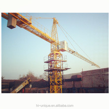 Professional Manufacture QTZ40(4608) Travelling Self Erecting Tower Crane