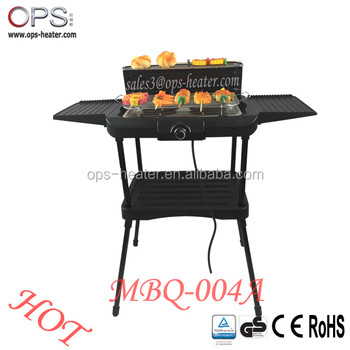 s3 2000w electric stand bbq grill MBQ-004A