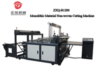 Hot sale Non woven fabric cross cutting machine