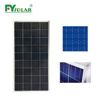 with cheapest price and best efficiency High Quality 150 watt solar panel