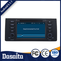 Microphone control panel wholesale 2 din car dvd player quad core verson gps screen mirroring android for bmw x5 e53