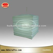 HHD-D16 paper lantern lamp shade with bamboo