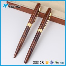 High quality business gift wooden pen promotional wooden ball pens manufacturer in china