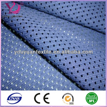 Polyester Stripe Fabric for T-shirt,Sportswear