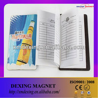 promotion magnetic address book
