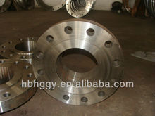G.I 6 inch pipe flange