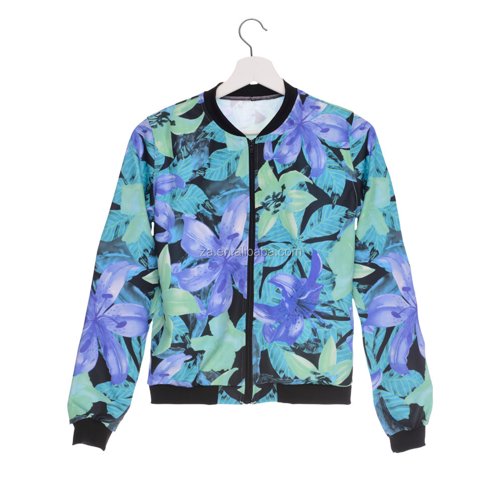 High quality spring jacket for women