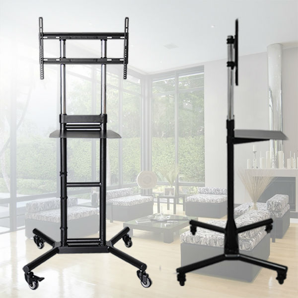 3131 LCD TV Carts & Stands mobile trolley cart