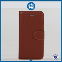 LZB cheap mobile phone leather case for BlackBerry Z3