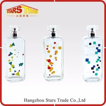Wholesale crystal perfume bottle sample perfume container 110ml