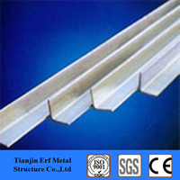 60 degree angle steel, galvanized steel angle bar, cold bending steel angle iron