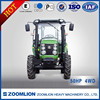 ZOOMLION high quality 50HP 4WD RK504 farm tractors for sale