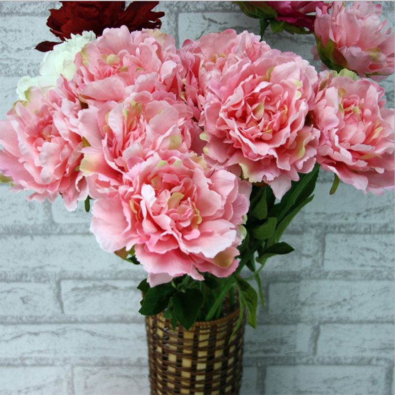 Artificial Flowers For Wedding Decoration Cheap