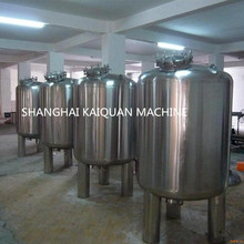 China Stainless Steel Paint Storage Tank 2017
