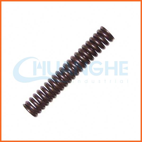 professional wholesale custom flat wire coil spring