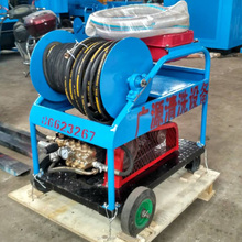 300mm gasoline engine high pressure sewer drain cleaner