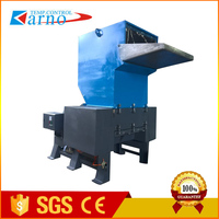 Waste Plastic Crusher Recycling
