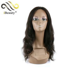 Custom Printing Logo Low Price Remy Hair Sng 28&Quot; Inch Full Lace Wigs