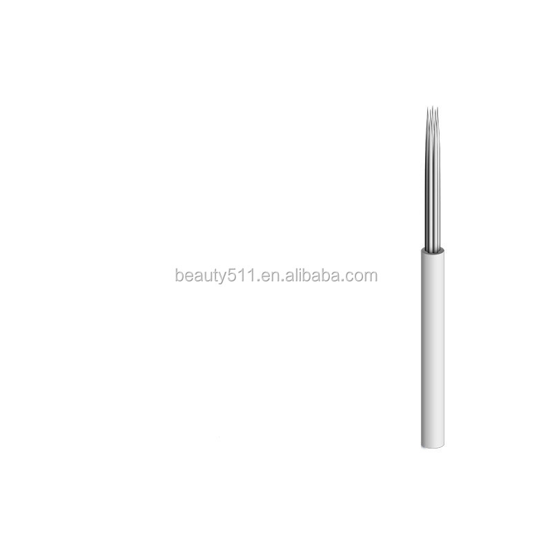 Wholesale High quality Disposable Professional Manua eyebrow Tattoo microblading needle Tattoo tools R5