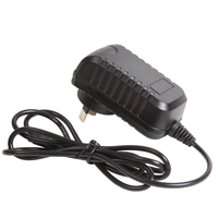 100-240V 50-60Hz AC DC 9v 1700ma power adapter 9V 1.7A for electric guitar effects pedal
