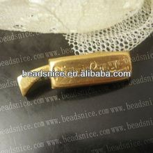 Brass CUff Link Findings wholesale alibaba anime cufflinks