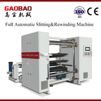 Stabilization Paper Slitting and Rewinding Machine Price From Good Factory