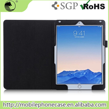 Promotional Made in China Screen Protector Design PU Leather Tablet Cover For iPad Pro 9.7inch