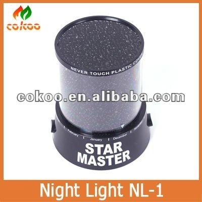 Constellation light projector