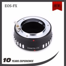 High quality and long life universal lens adapter for EXAKTA-FX body